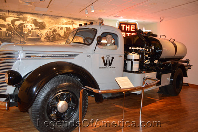 Beaumont, TX - Energy Museum - Western Co. Miss 101