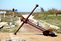 Gulf Shores, AL - Fort Morgan Anchor