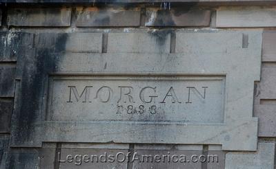 Gulf Shores, AL - Fort Morgan Entry
