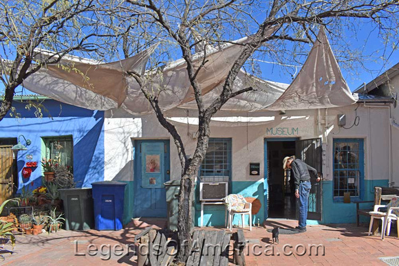 Barrio Viejo Neighborhood, Tucson, Arizona