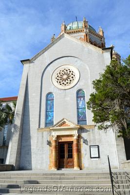 St. Augustine, FL - Presbyterian Church - 3
