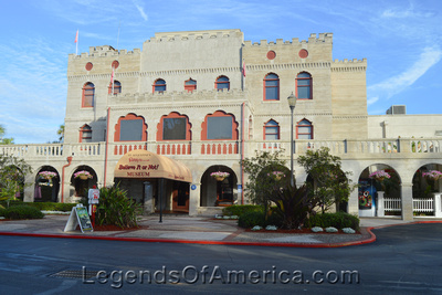 St. Augustine, FL - Ripleys Believe it or Not Museum