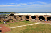 Fort Sumter - Building
