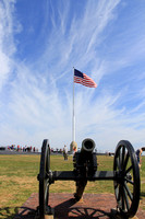 Fort Sumter, SC - Cannon