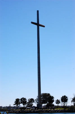 St. Augustine, FL - Large Cross