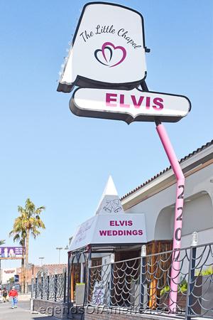 Las Vegas, NV - Elvis Weddings