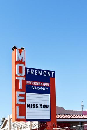 Las Vegas, NV - Fremont Hotel