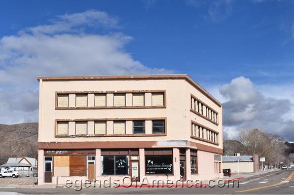 Caliente, NV - Smith-Cornelius Hotel