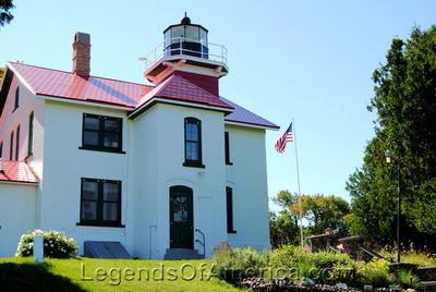 Northport, MI - Grand Traverse Lighthouse