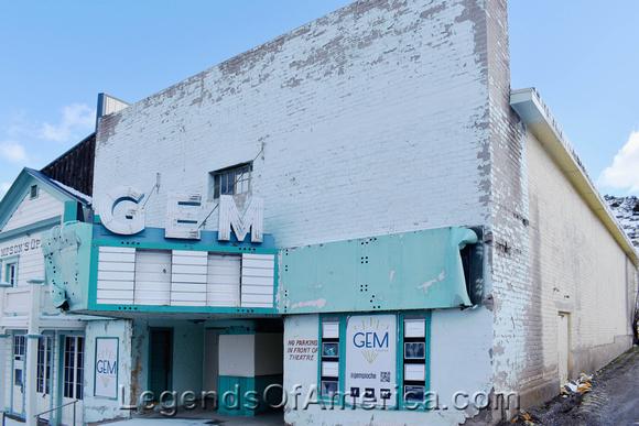 Pioche, NV - Gem Theater