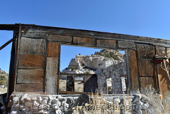 Logan City Ghost Town, Mt Irish Wilderness