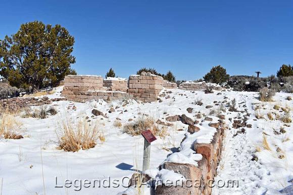 Old Iron Town, UT - Ruins