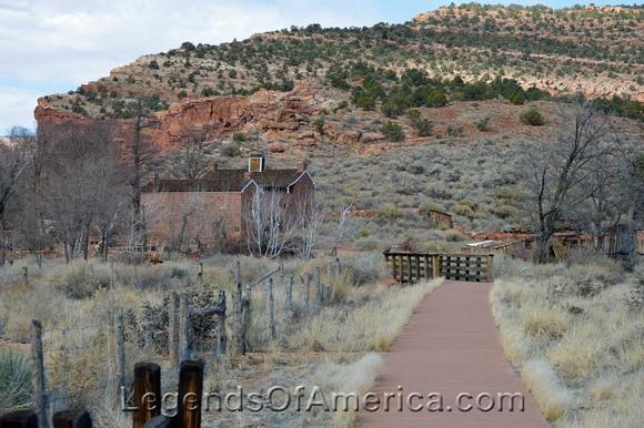 Pipe Springs National Monument, Utah