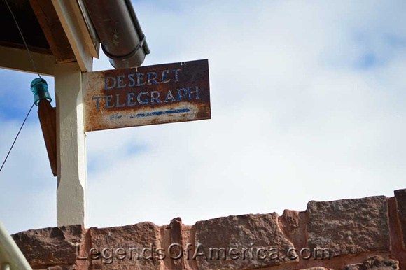 Pipe Springs National Monument, Utah - Desert Telegraph