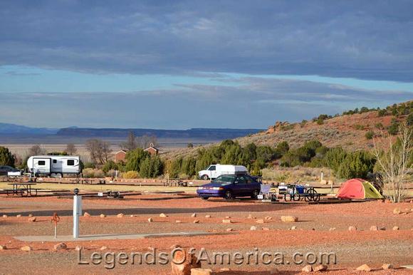 Kaibab Paiute RV Campground