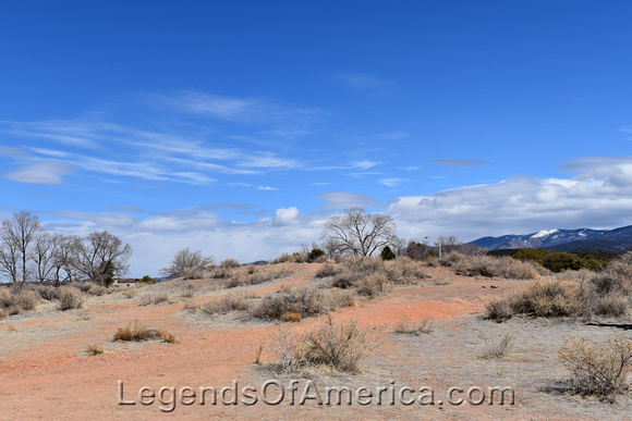 Santa Fe, NM - Fort Marcy Site