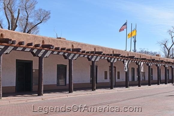 Santa Fe, NM - Palace of Governors