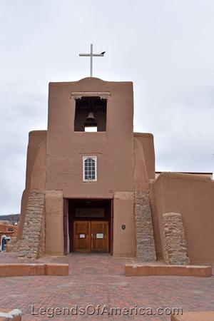 Santa Fe, NM - San Miguel Church