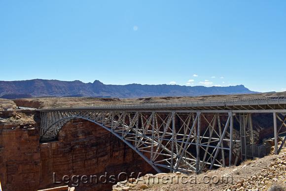 Navajo Bridge, Glen Canyon