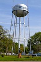 Horton, KS - Water Tower