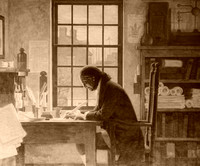 Benjamin Franklin, editor and writer
