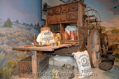 Canyon, TX - Panhandle Plains Museum Chuckwagon