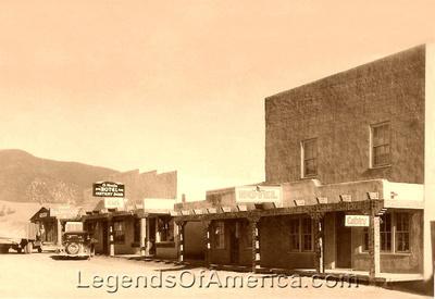 Eagle Nest, NM - El Monte Hotel