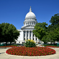 Madison, WI - Wisconsin Capitol