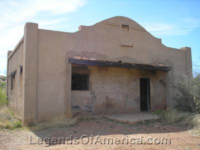 Gleeson, AZ - Jail