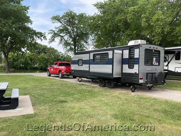Ellis Lakeside Campground