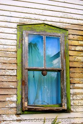 Stonington, MI - Hive Window