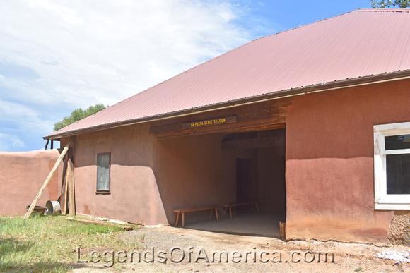 Rayado, NM - La Posta Stage Station