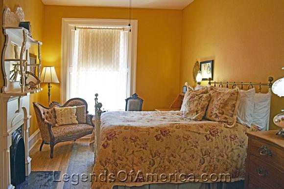 Cimarron, NM - St. James Hotel Mary Lambert Room