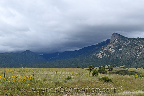 Philmont Scout Ranch, NM - Santa Trail & Tooth of Time