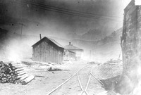 Forbes, CO - After the burning, 1914