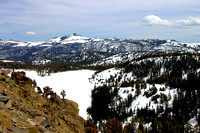 Alpine County, CA - Carson Pass on the California Trail