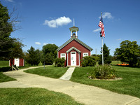 Cedar Falls, IA - Little Red Schoolhouse