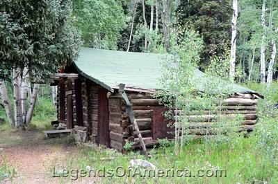Beaver, CO - 1880 Cabin