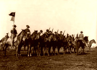 Fort Sam Houston, TX - 11th Cavalry, 1912