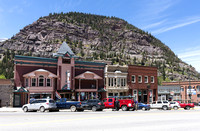 Ouray, CO - Downtown