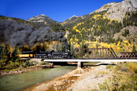 Durango & Silverton Narrow Gauge Railroad - 2