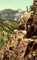 Ouray & Silverton Toll Road