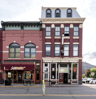 Durango, CO - Central Hotel Building