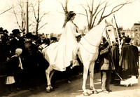 Inez Milholland in the Woman Suffrage Parade, 1913