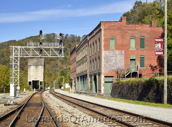 Thurmond, WV - Coal Town