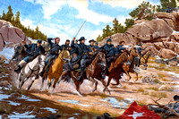 Battle of Glorieta Pass, NM