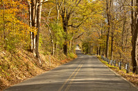 Delaware Water Gap National Recreation Area, PA - River Road
