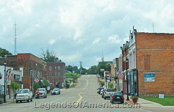 Vandalia, IL - Main Street