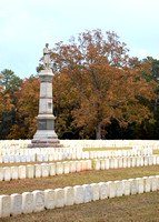 Andersonville, GA - National Cemetery