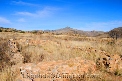 Fort Bowie, AZ - Stage Station Ruins